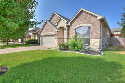 Cedar Park Single Family Home Pending - Taking Backups: 1001 Williams Way