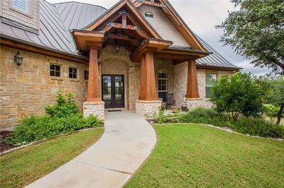 Dripping Springs Single Family Home For Sale: 251 Cinder Cv