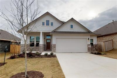 Georgetown Single Family Home For Sale: 2709 Rabbit Creek Dr
