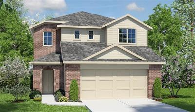 Single Family Home For Sale: 6209 Diamondleaf Bnd