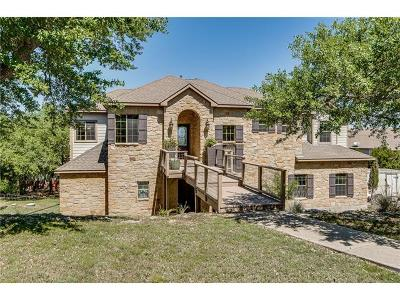 Dripping Springs Single Family Home Pending - Taking Backups: 708 Blue Hills Dr