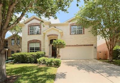 Steiner Ranch Single Family Home For Sale: 4353 Canyon Glen Cir