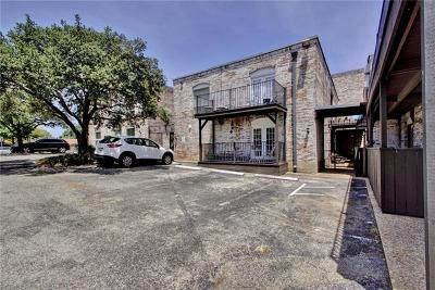 Austin Condo/Townhouse For Sale: 6501 E Hill Dr #311