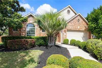 Round Rock Single Family Home For Sale: 2900 Laurel Grove Way