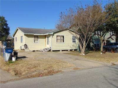 Austin Single Family Home Pending: 1404 Caladendra Dr