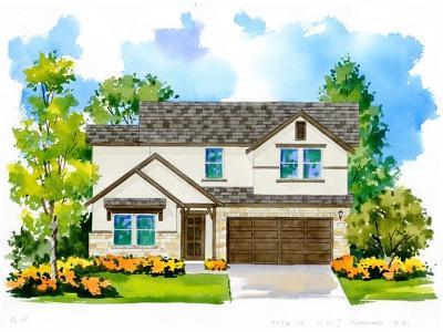 Liberty Hill Single Family Home For Sale: 116 Rock Ridge Trail