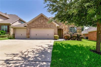 Cedar Park Single Family Home For Sale: 1310 Ravensbrook Bnd
