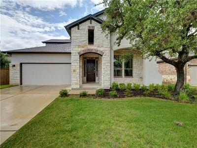 Spicewood Single Family Home For Sale: 22208 Chipotle Pass