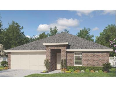 Kyle Single Family Home For Sale: 367 Dusky Thrush Dr