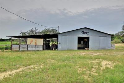Leander Farm Pending - Taking Backups: 100 Terry Ln