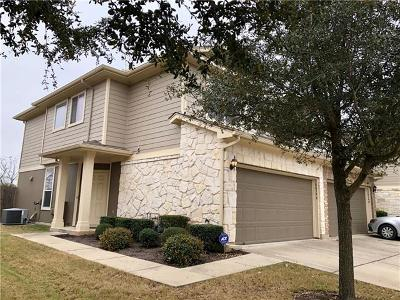 Pflugerville Condo/Townhouse Pending - Taking Backups: 14616 Walt Whitman Trl #A