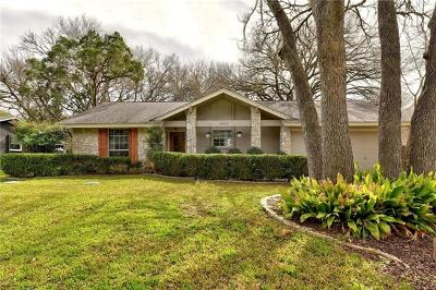 Travis County, Williamson County Single Family Home Pending - Taking Backups: 9403 Longvale Dr