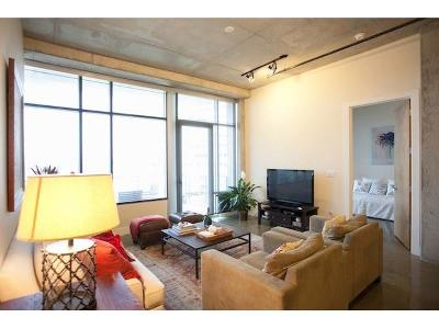 Condo/Townhouse For Sale: 800 W 5th St #605