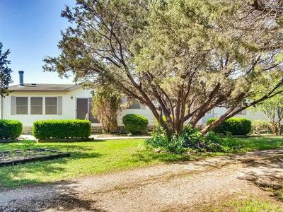 Liberty Hill Mobile/Manufactured For Sale: 5380 County Road 200