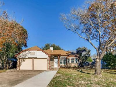 Single Family Home For Sale: 2702 S Walker Dr