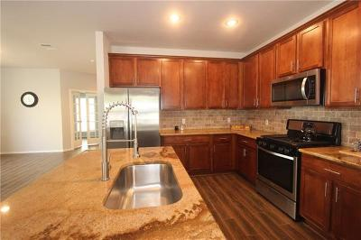 Cedar Park Single Family Home Pending - Taking Backups: 1209 Cardigan St
