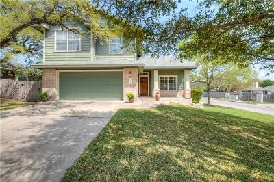 Single Family Home For Sale: 1008 Clear Lake Ln