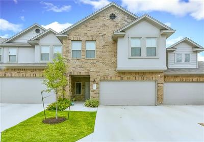 Cedar Park Condo/Townhouse For Sale: 2304 S Lakeline Blvd #373