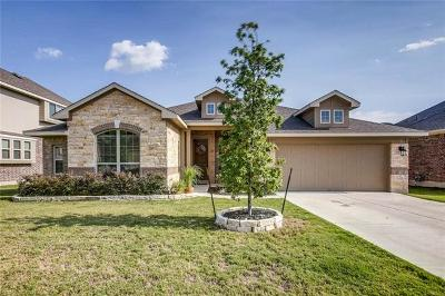 Leander Single Family Home For Sale: 2016 Maplewood Dr