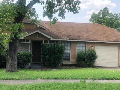 Austin Single Family Home For Sale: 12126 Shropshire Blvd