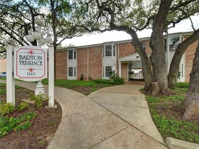 Austin Condo/Townhouse Pending - Taking Backups: 1240 Barton Hills Dr #123