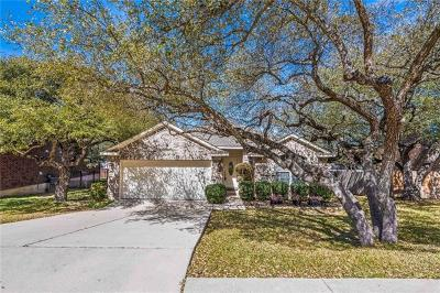Cedar Park Single Family Home Pending - Taking Backups: 1011 Cashew Ln