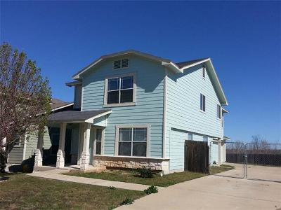 Manor Single Family Home Pending - Taking Backups: 13432 Briarcreek Loop