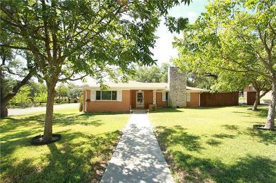 Lampasas Single Family Home For Sale: 1302 W Avenue A