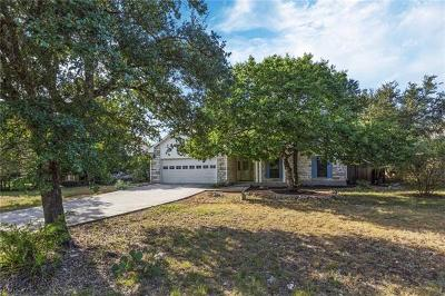 Wimberley Single Family Home Pending - Taking Backups: 42 Creekside Dr
