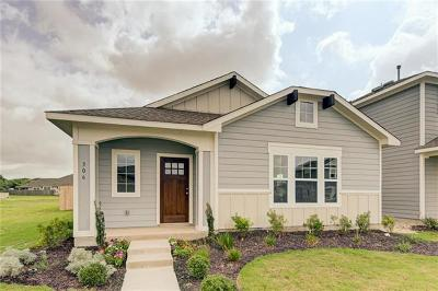 San Marcos Single Family Home For Sale: 306 Mossycup
