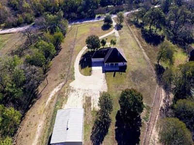 Taylor Single Family Home For Sale: 330 County Road 129