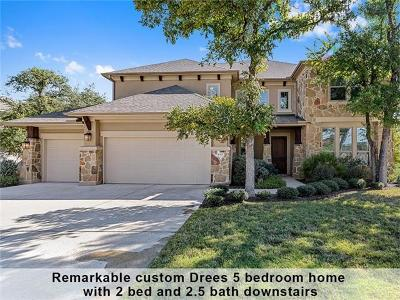 Austin Single Family Home Pending - Taking Backups: 10401 Cannon Mark Way