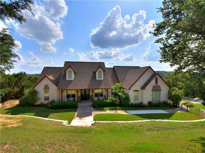 Leander Single Family Home For Sale: 3600 Fandango