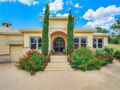 Horseshoe Bay Single Family Home For Sale: 202 Sweetgrass