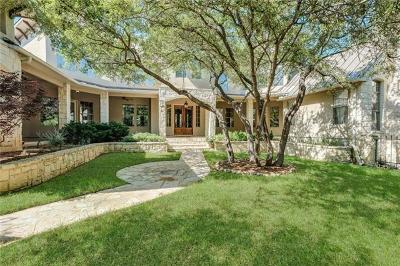 New Braunfels Single Family Home Pending - Taking Backups: 376 Riverforest Dr