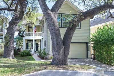 Single Family Home For Sale: 608 Twelve Oaks Ln