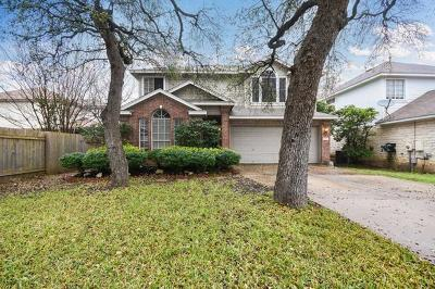 Cedar Park Single Family Home Pending - Taking Backups: 703 Paso Fino Trl