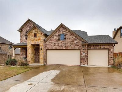 Leander Single Family Home For Sale: 928 Purple Moor Pass W