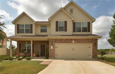 Kyle Single Family Home Pending - Taking Backups: 148 Birch Dr