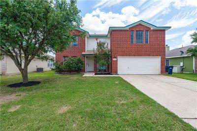Leander Single Family Home For Sale: 708 Eaglecreek Dr