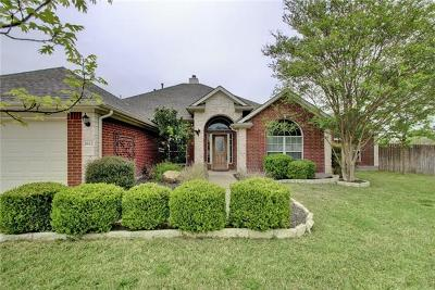 Pflugerville Single Family Home For Sale: 2612 Pumpkin Ridge Ct