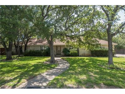 Round Rock Single Family Home For Sale: 2801 Live Oak St
