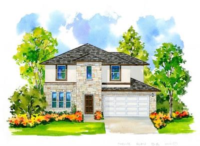Round Rock Single Family Home For Sale: 6824 Catania Loop