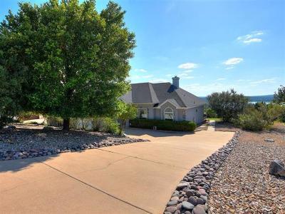 Lago Vista Single Family Home For Sale: 20910 Oak Rdg