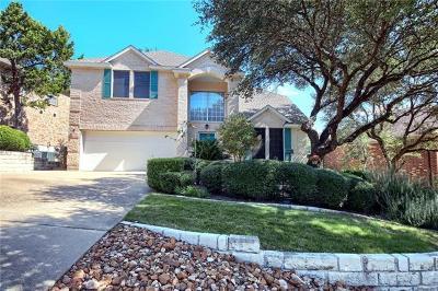Travis County, Williamson County Single Family Home Pending - Taking Backups: 6203 Spicebrush Cv
