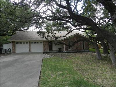 Georgetown Single Family Home For Sale: 225 Spanish Oak Dr