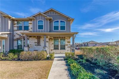 Pflugerville Condo/Townhouse For Sale: 401 N Heatherwilde Blvd