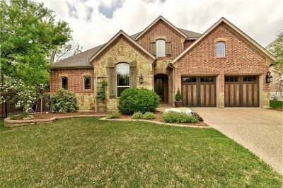 Round Rock Single Family Home Pending: 2268 Park Place Cir