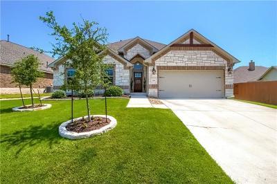 Austin Single Family Home Pending - Taking Backups: 7516 Antrim Trl