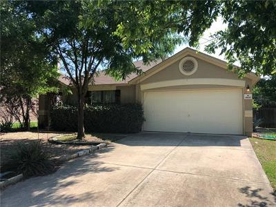 Georgetown Single Family Home For Sale: 4616 Woodstock Dr